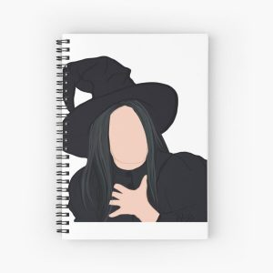 Agatha Harkness Halloween Costume  Spiral Notebook RB2904product Offical WandaVision Merch
