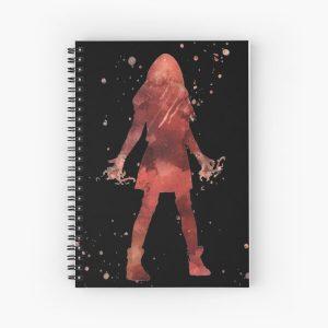 wanda sparkles Spiral Notebook RB2904product Offical WandaVision Merch