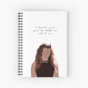 New suit wanda 2 Spiral Notebook RB2904product Offical WandaVision Merch