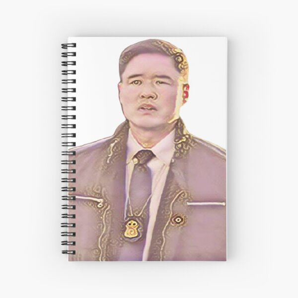 Jimmy Woo Spiral Notebook RB2904product Offical WandaVision Merch