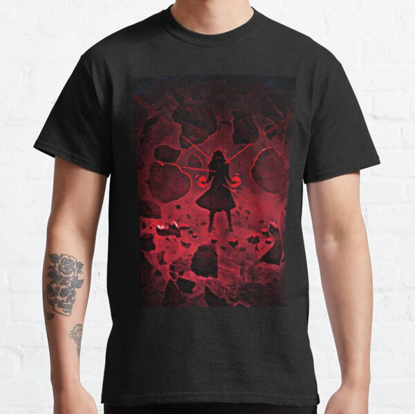 red magic Classic T-Shirt RB2904product Offical WandaVision Merch