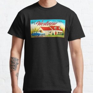 Westview Sign Classic T-Shirt RB2904product Offical WandaVision Merch