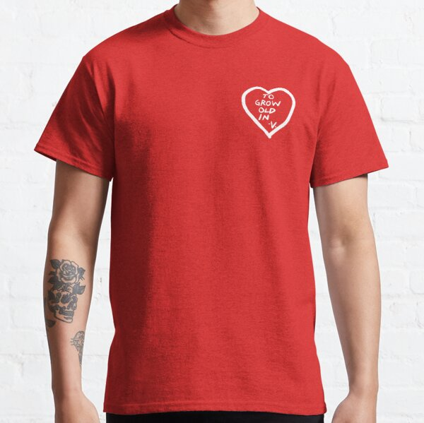 to grow old in - wandavision Classic T-Shirt RB2904product Offical WandaVision Merch