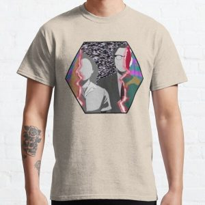 haxagon art Classic T-Shirt RB2904product Offical WandaVision Merch