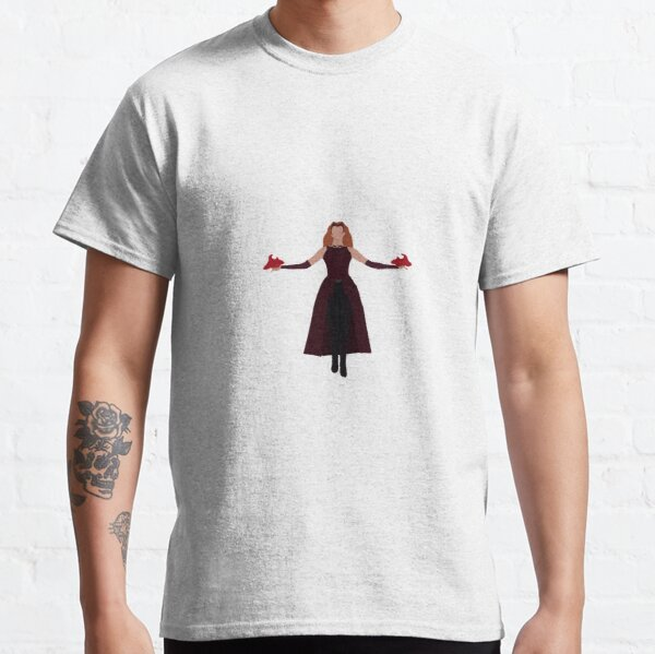OG Wanda Classic T-Shirt RB2904product Offical WandaVision Merch