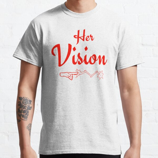 Her Vision - His and Hers Gifts - His Wanda Classic T-Shirt RB2904product Offical WandaVision Merch