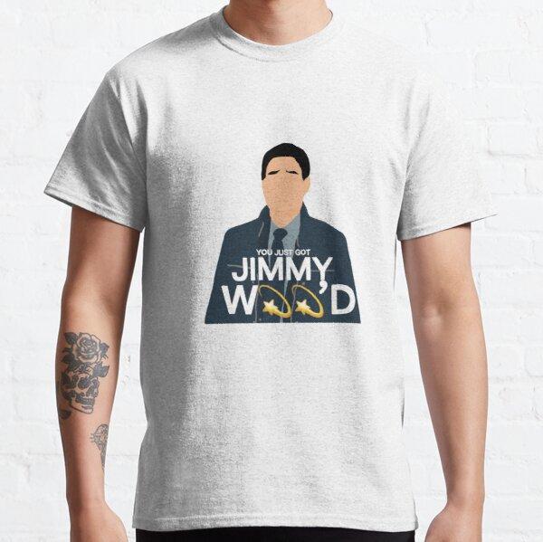 You just got JIMMY WOO'D Classic T-Shirt RB2904product Offical WandaVision Merch
