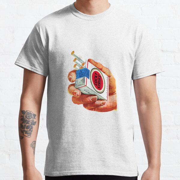 Lucky Strike, 1950 Classic T-Shirt RB2904product Offical WandaVision Merch