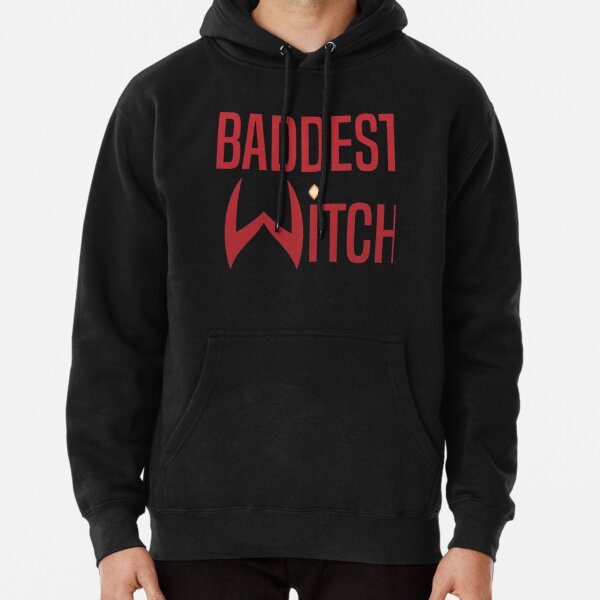 baddest witch ever Pullover Hoodie RB2904product Offical WandaVision Merch