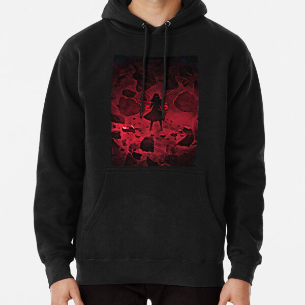 red magic Pullover Hoodie RB2904product Offical WandaVision Merch