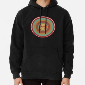the witch pattern Pullover Hoodie RB2904product Offical WandaVision Merch