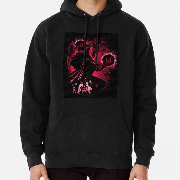 wanda red Pullover Hoodie RB2904product Offical WandaVision Merch
