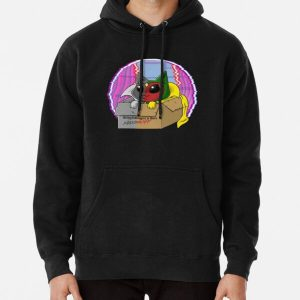 you know this one Pullover Hoodie RB2904product Offical WandaVision Merch