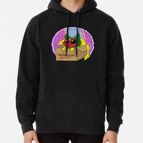 you know this one 2 Pullover Hoodie RB2904product Offical WandaVision Merch