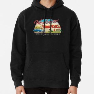 westview 001 Pullover Hoodie RB2904product Offical WandaVision Merch