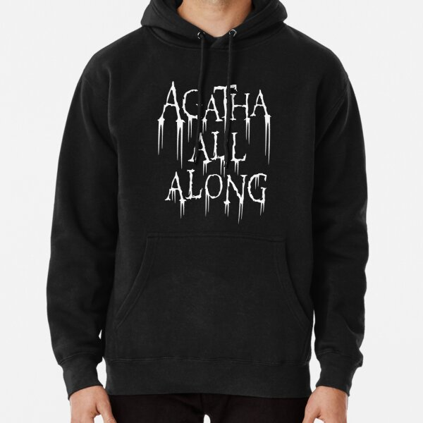Melting Agatha Pullover Hoodie RB2904product Offical WandaVision Merch