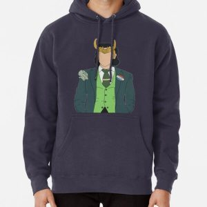 you know this man Pullover Hoodie RB2904product Offical WandaVision Merch