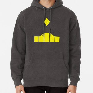 vision symbol Pullover Hoodie RB2904product Offical WandaVision Merch