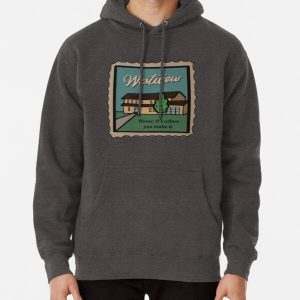 westview stamp Pullover Hoodie RB2904product Offical WandaVision Merch