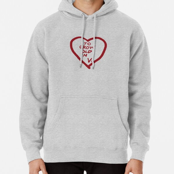 WandaVision To Grow Old In V. Pullover Hoodie RB2904product Offical WandaVision Merch