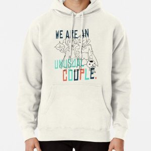 we re an unusual couple Pullover Hoodie RB2904product Offical WandaVision Merch