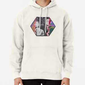 haxagon art Pullover Hoodie RB2904product Offical WandaVision Merch
