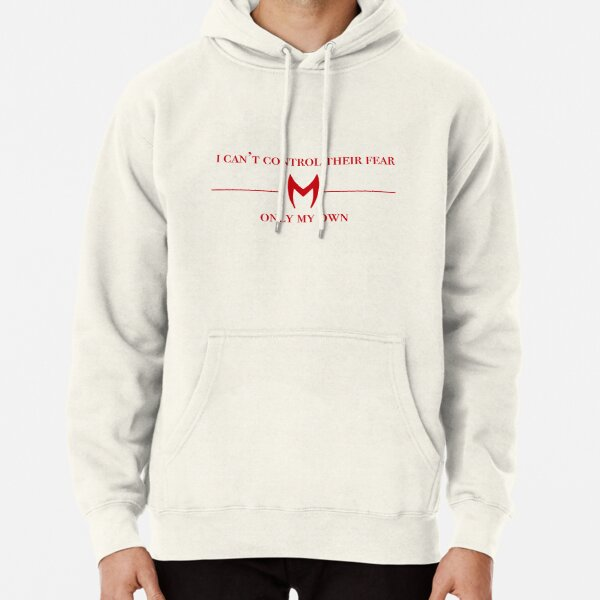 I can't control their fear W.M Pullover Hoodie RB2904product Offical WandaVision Merch