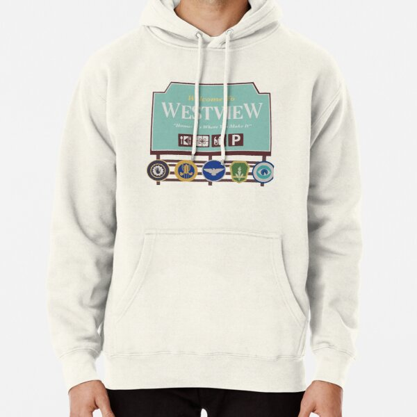 vintage story Pullover Hoodie RB2904product Offical WandaVision Merch