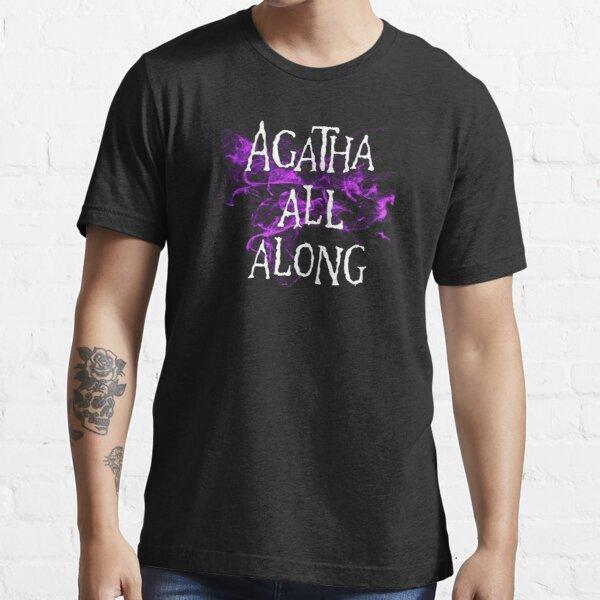 Agatha All Along Essential T-Shirt RB2904product Offical WandaVision Merch