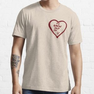 To Grow Old In Essential T-Shirt RB2904product Offical WandaVision Merch