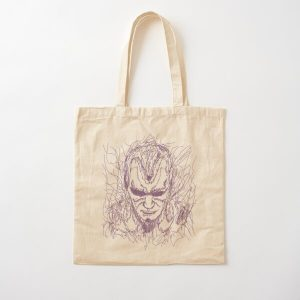 hero line  Cotton Tote Bag RB2904product Offical WandaVision Merch
