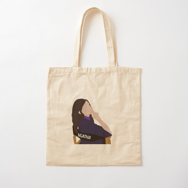 Agatha All Along Cotton Tote Bag RB2904product Offical WandaVision Merch