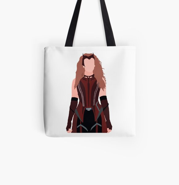 queen of chaos All Over Print Tote Bag RB2904product Offical WandaVision Merch
