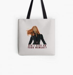 Did I Step On Your Moment? All Over Print Tote Bag RB2904product Offical WandaVision Merch
