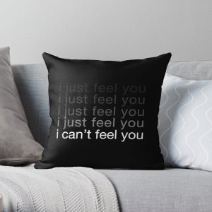 i can't feel you Throw Pillow RB2904product Offical WandaVision Merch