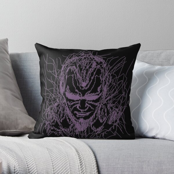 hero line  Throw Pillow RB2904product Offical WandaVision Merch