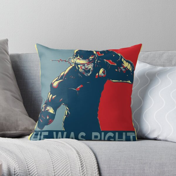 he was right Throw Pillow RB2904product Offical WandaVision Merch