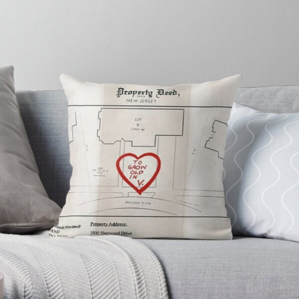 property dreek Throw Pillow RB2904product Offical WandaVision Merch