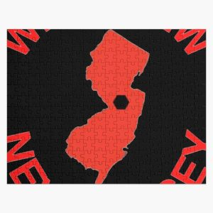 new jersey Jigsaw Puzzle RB2904product Offical WandaVision Merch