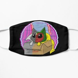 you know this one Flat Mask RB2904product Offical WandaVision Merch