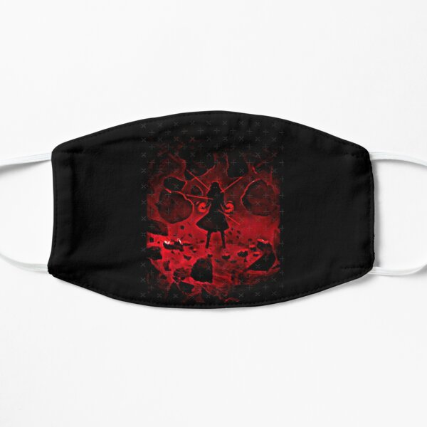 Red Magic Flat Mask RB2904product Offical WandaVision Merch