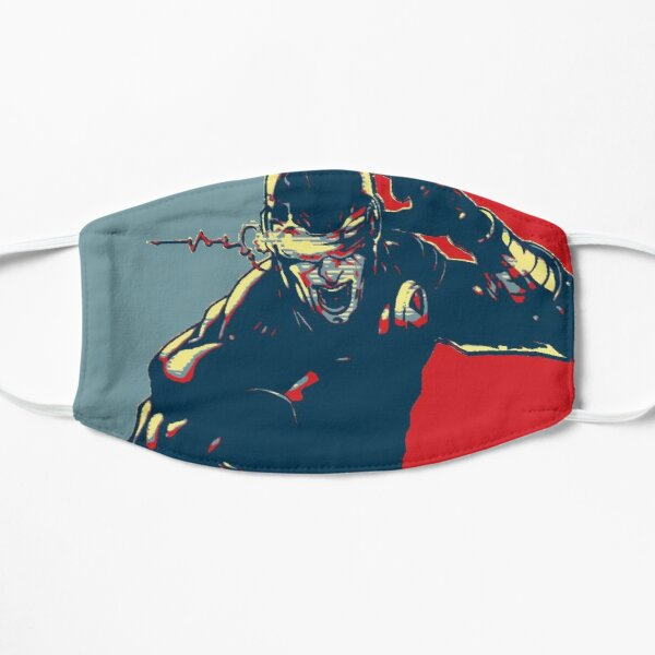 he was right Flat Mask RB2904product Offical WandaVision Merch