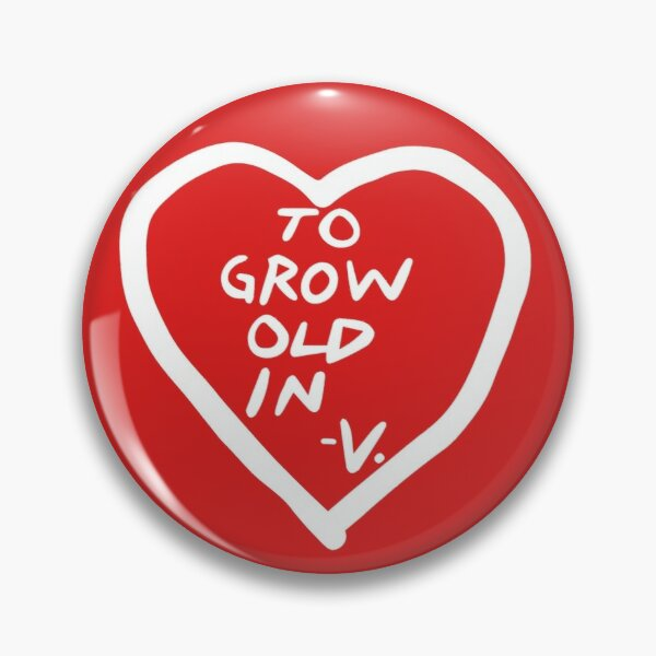 to grow old in - wandavision Pin RB2904product Offical WandaVision Merch