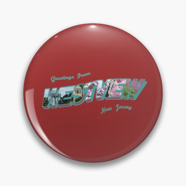 Greetings from westview Pin RB2904product Offical WandaVision Merch