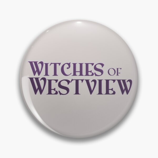 Witches of Westview Pin RB2904product Offical WandaVision Merch